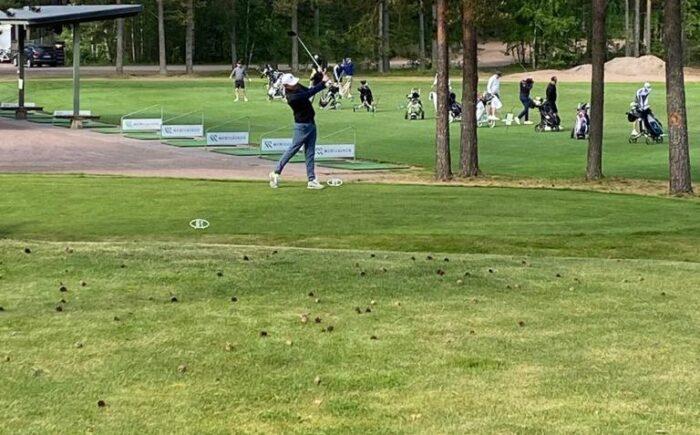 Kymen Golf piti midit kurissa – tiukka finaali luvassa sunnuntaina!